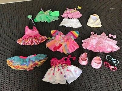 Build a Bear Accessories -  Outfits for Girls bears