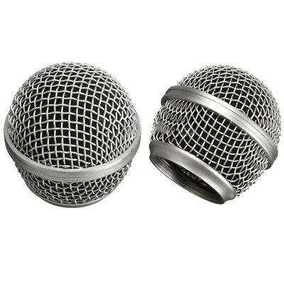 1Pc Replacement Mesh Microphone Mic Head for Shure SM58 Beta58 Beta58a Salable