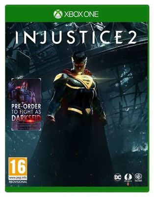 Injustice 2 | Xbox One (New)