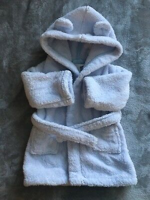 The Little White Company Dressing Gown 0-6