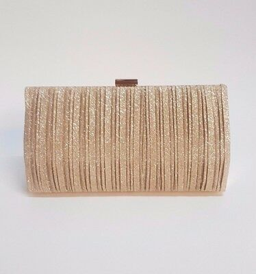Gorgeous CLUTCH Shimmer BAG Ideal for a formal occasion or a night out