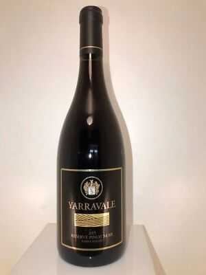 Yarra Vale Wines Reserve Pinot Noir 2015 - Case of 12