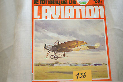 le fana de l'aviation-n°136-les premiers Nieuport 3°-Curtiss P40 7°-3/81