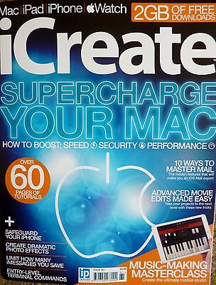 iCreate magazine issue 161