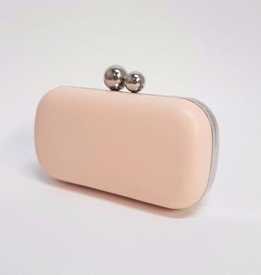 Box Clutch Bag ideal for day or night wear and even formal occasions