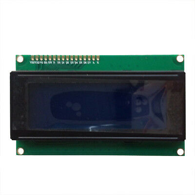 5X(1pcs 20X4 Character LCD Module Display Blue Backlight For Arduino LCD I8L8