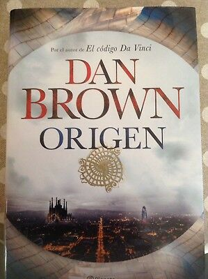 Origen. Dan Brown