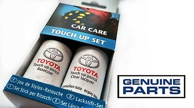 TOYOTA Genuine Touch-Up Paint Magnetic Gray Metallic / Gray Metallic 1G3