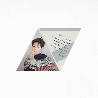 [GOT7]7 for 7 Present Edition/Official Photocard-MARK/Re: 7 for 7 Triangle PC