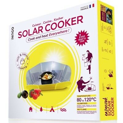 Barbecue solaire Solar Brother Easycook - Neuf