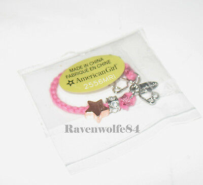 American Girl Doll Tenney Grant Meet Bracelet ONLY - NEW IN PACKAGE