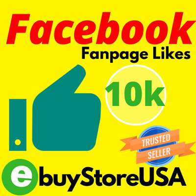 10,000 Facebook-Page-Likes-Instant | High-Quality-Lifetime