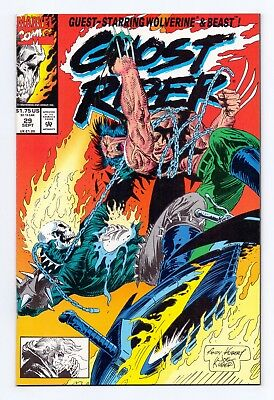 Marvel Comics: Ghost Rider #29 & #30 - Both Issues!