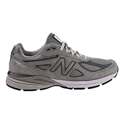 New Balance 990v4 Men's Running Stability Shoes Grey Made in USA M990GL4