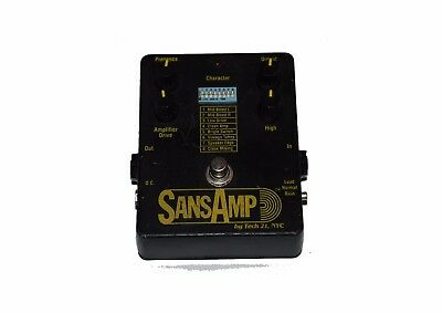 Tech 21 SansAmp Classic Original