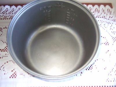 Rice Cooker Bowls , Replace Your Scratched And Worn One .