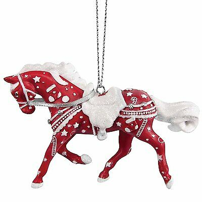 TRAIL OF PAINTED PONIES - Jingle Bling - Christmas Ornament - Resin