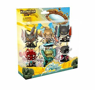 Krosmaster Wakfu 6 Figuren Set - Deutsch