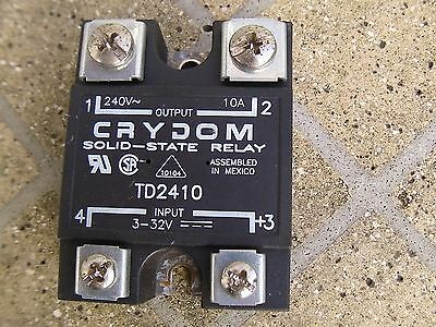 Crydom Solid State Relay TD2410