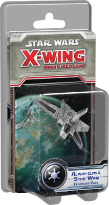 Star Wars X-Wing Miniatures: Alpha-class Star Wing Expansion - English