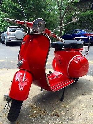 1963 Allstate Vespa | Fully Restored and Beautifully Maintained | Only 96 Miles!