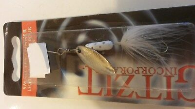 L@@K! #31805 FISHING LURE NEW GITZIT INC SMALL FRY SPINNER 1//8-oz