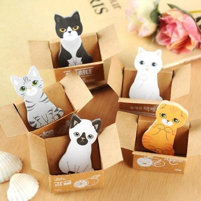 Mini Animal Kawaii Cartoon Sticky Memo