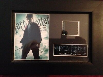 Harry Potter Framed Film Cell