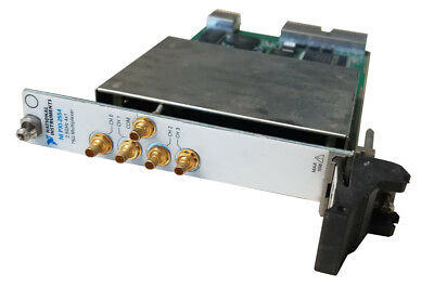 NI PXI-2554 PXI RF 6.6 GHz 50 Ohm Multiplexer Switch Module