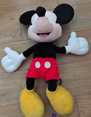 DISNEY MICKEY MOUSE Large Plush Soft Toy