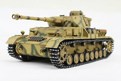 Taigen Panzer IV F2 (Metal Edition) RC Tank 1/16th Scale. Airsoft version