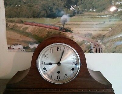 Whittington/Westminster chime clock. Fully working, but sold as spares or repair