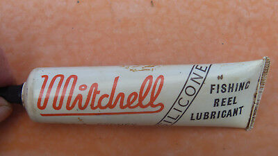 Vintage Mitchell Fishing Reel Lubricant - Suit Collector