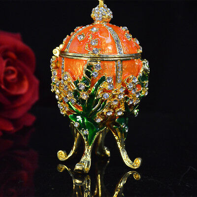 New arrive Fashion Valuable Metal religious mascot Collection Faberge egg