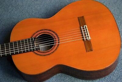 Vintage Handmade Classical Guitar (Photos and details coming shortly)