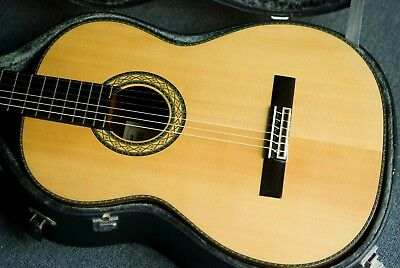 Vintage Handmade Classical Guitar 2 (Photos and details coming shortly)