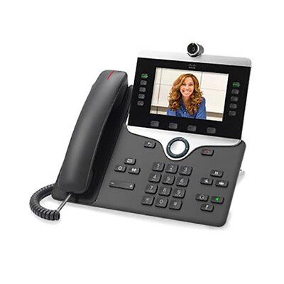 Cisco IP Phone 8865 Charcoal (CP-8865-K9=)