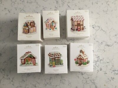 Lot of Hallmark Noelville Christmas Ornaments