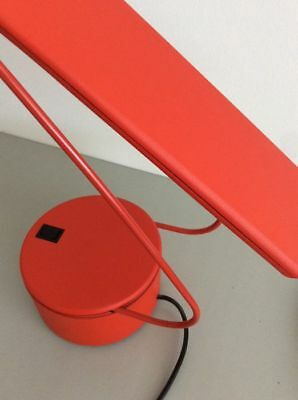 Mario Barbaglia & Marco Colombo - Dove table lamp full RED