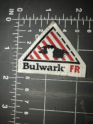 Bulwark FR Patch Gear Apparel Clothing