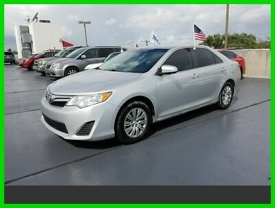 2014 Toyota Camry LE 2014 LE Used 2.5L I4 16V Automatic Front Wheel Drive Sedan