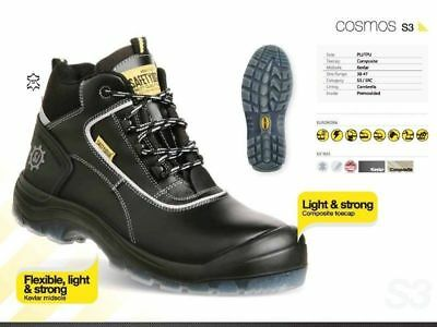 Cosmos Safety Jogger Work Boots Men Brand New Aussie Seller Size: US11.5
