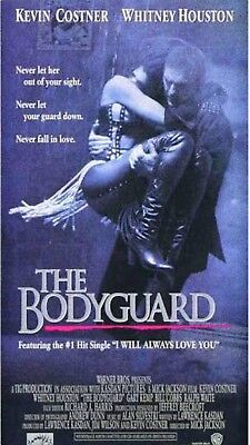 35mm Feature Film The Bodyguard