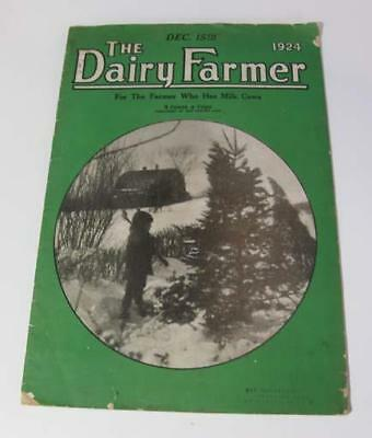 The Dairy Farmer Magazine December 15, 1924