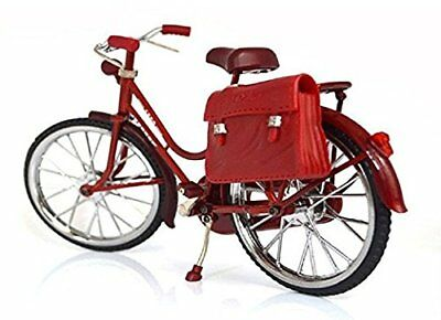 Takara TOMY Licca Doll Bicycle 1/6 Doll Scale Red Rika chan Doll from Japan F/S