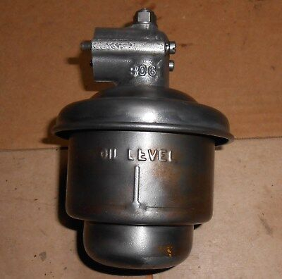 Tillotson carburetor air cleaner elbow oil bath air cleaner clinton cushman etc