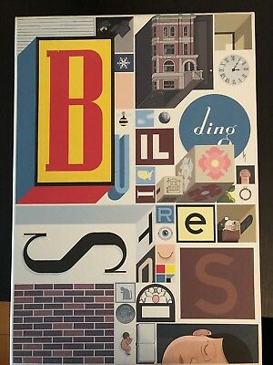 Chris Ware Building Stories Graphic Novel