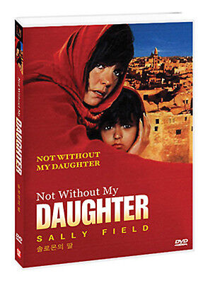 Not Without My Daughter (1991) Brian Gilbert / DVD, NEW