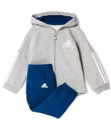 ADIDAS BABY BOY JOGGER SET 9 TO 12 MTHS RRP70 #SundayMkt