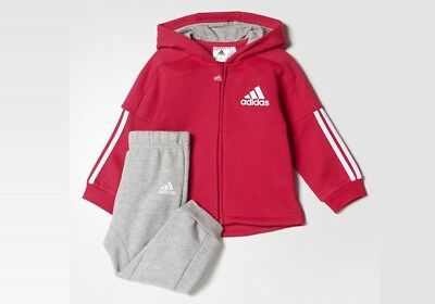 Adidas Baby Girl JOGGING FLEECE 12 TO 18MTHS RRP70 #SundayMkt